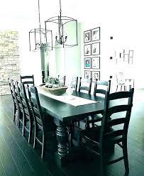Farm Table Dining Room Farmhouse Modern
