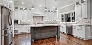 silver cloud granite kitchen contemporary with tile backsplash