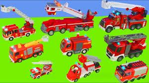 100 Fire Trucks Toys Truck Lego Duplo Man Sam Bruder Paw Patrol Toy Vehicles For Kids