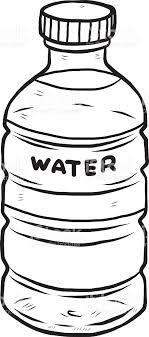 water bottle royalty free water bottle stock vector art &
