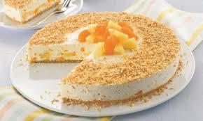 mandarinen ananas torte
