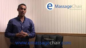 Dr Fuji Massage Chair by Fujiiryoki Cyber Relax Ec 3800 Massage Chair Introduction Youtube