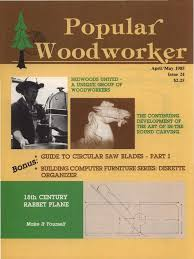Everlast Sheds Blackwood Nj by Popular Woodworking 024 1985 Pdf Wood Carving Floppy Disk