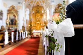 Church Wedding Decorations and Ideas