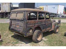 1955 Willys Wagoneer For Sale | ClassicCars.com | CC-889223 Willys Jeep Parts Fishing What I Started 55 Truck Rare Aussie1966 4x4 Pickup Vintage Vehicles 194171 1951 Fire Truck Blitz Wagon Sold Ewillys 226 Flat Head 6 Cyl Nos Clutch Disk 9 1940 440 Restored By America For Sale Willysjeep473 Gallery 1941 The Hamb Jamies 1960 Build Willysoverland Motors Inc Toledo Ohio Utility 14 Ton 4