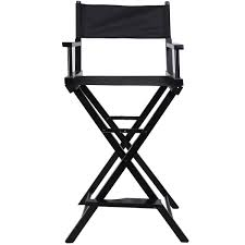 Lightweight Aluminum Directors Chair by Professional Makeup Artist Foldable Chair Folding Chairs