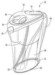 Pur Water Filter Faucet Adapter by Patent Us8541039 Water Purifying And Flavor Infusion Device