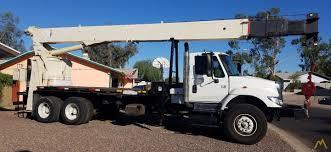 100 26 Truck National 9103A Ton Boom Crane On Navistar 7500 SOLD S