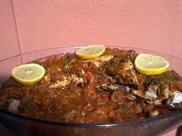 recette cuisine poisson recette de poisson entier au four