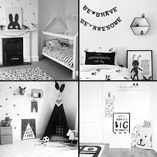 The Only Girl In House Blog Monochrome Kids Room