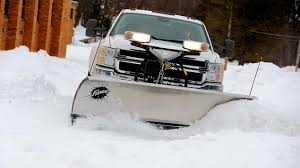 FISHER® HDX™ Adjustable Blade Snowplow | Fisher Engineering