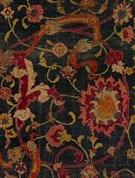 The Emperors Carpet Detail Mid 16th Century