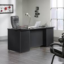 Sauder Palladia Executive Desk Assembly Instructions by Via Executive Desk 419587 Sauder