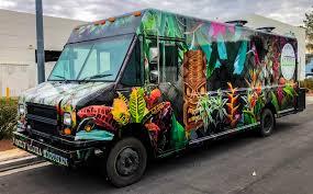100 Vegas Food Trucks New Wrap Truck For Aloha Family Kitchen By GeckoWraps