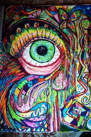 trippy trippy trippy eye drawings and doodles
