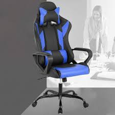 US $157.19 34% OFF|Pu Computer Cadeira Gamer Desk Ergonomic Executive  Swivel Rolling Gaming Chair With Adjustable Arms Lumbar Support For Women  Men-in ... 5 Best Gaming Chairs For The Serious Gamer Desino Chair Racing Style Home Office Ergonomic Swivel Rolling Computer With Headrest And Adjustable Lumbar Support White Bestmassage Pc Desk Arms Modern For Back Pain 360 Degree Rotation Wheels Height Recliner Budget Rlgear Every Shop Here Details About Seat High Pu Leather Designs Protector Viscologic Liberty Eertainment Video Game Backrest Adjustment Pillows Ewin Flash Xl Size Series Secretlab Are Rolling Out Their 20 Gaming Chairs