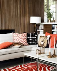 African Safari Themed Living Room by Take Home With Africa Safari Look Interior Design Ideas Ofdesign
