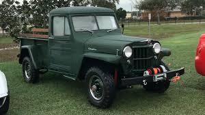 100 Willys Jeep Truck 1957 Pickup W283 Kissimmee 2019