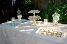 I Also Made A Very Simple Dessert Table That Had Chocolate Chip Merengues Marshmallows Covered In White Tinted Matching Colors Sugar Cookies