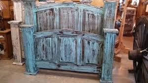 Oasis Bedroom Furniture Fancy Turquoise Rustic Western Lodge Woods Trading