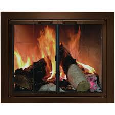 The Briggsdale Masonry Fireplace Door Pinterest Fireplace Doors