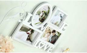 cadre photo mariage gratuit commande europe style creative 4 boîtes 6 pouces famille