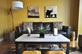 safari living room decor living room