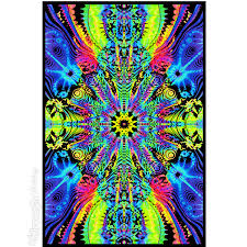 Wormhole Black Light Poster on Sale for $11 99 at The Hippie Shop