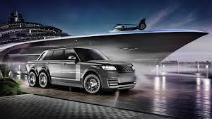 Range Rover 6x6 Pickup Truck Is A Superyacht's Terrestrial ... Wallpaper Car Ford Pickup Trucks Truck Wheel Rim Land 2019 Ram 1500 4 Ways Laramie Longhorn Loads Up On Luxury News New Gmc Denali Vehicles Trucks And Suvs Interior Of Midsize Pickup Mercedesbenz Xclass X220d F250 Buyers Want Big In 2017 Talk Relies Leather Options For Luxury Truck That Sierra Vs Hd When Do You Need Heavy Duty 2011 Chevrolet Colorado Concept Review Pictures The Most Luxurious Youtube Canyon Is Small With Preview