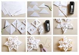 DIY Origami Paper Craft Flowers Step By