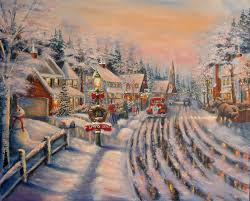 Thomas Kinkade Christmas Tree Cottage by Another Small Print I Have Google Image Result For Http 2 Bp