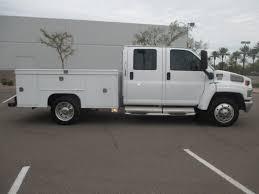 100 Gmc C4500 Truck USED 2004 GMC TOPKICK SERVICE UTILITY TRUCK FOR SALE IN AZ 2313