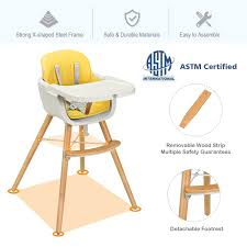 Baby Joy Wooden High Chair Baby Toddler 3 In 1 Convertible Highchair W/  Cushion YellowPinkWhite Vintage Metal Vinyl High Chair Booster Seat And 50 Similar Items Antique Tray Tables 824 For Sale At 1stdibs Mocka Original Highchair Highchairs Nz Ding Room Lovable Jenny Lind Wooden Aqua Turquoise Painted Wood Baby Old Ikea Wooden High Chair With Cushion Tray Babies Kids 12 Best Highchairs The Ipdent White Wooden Highchair Folds Into Wheeled Table In Plymouth Devon Gumtree Bed Breakfast Table Handle Removable Bedside Platter Shabby Chic Cottage Decor Chippy Paint Costway Toddler Adjustable Height W Removeable Dark Brown