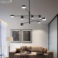 neue moderne led kronleuchter lichter schlafzimmer