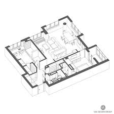 3D Floor Plans For Austin Texas Based Apartments Tsymbals Design