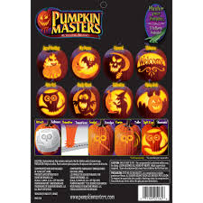 Pumpkin Masters Surface Carving Kit by Pumpkin Masters Sculpt U0026 Carve Carving U0026 Decorating Kit Walmart Com