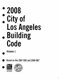 Ceiling Radiation Damper Code by Los Angeles Building Code Vol1 Deep Foundation Masonry