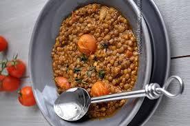 cuisine lentille lentilles à la marocaine recettes by hanane
