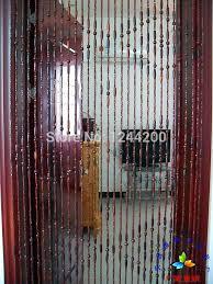 Beaded Door Curtains Walmart by Bead Curtains For Doors U2013 Teawing Co