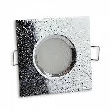 nassraumleuchten led einbaustrahler badezimmer 1 9 watt gu10