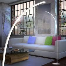 eek a design led steh lese leuchte stund le wohnzimmer