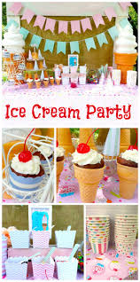 Ice Cream Social / Summer