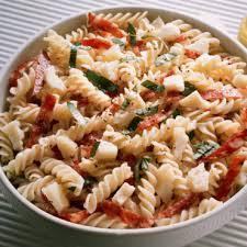 recette de salade de pâtes à l italienne recettes diététiques
