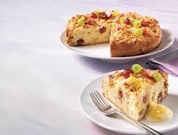 dessert aux raisins frais gâteau aux raisins frais recettes iga dessert brunch recette