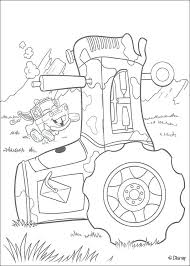 Full Image For Free Coloring Pages Toddlers Online Disney