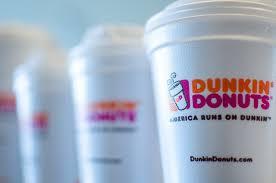 Dunkin Donuts Pumpkin Spice Latte Caffeine by 11 Dunkin U0027 Donuts Drinks Ranked By Caffeine Content