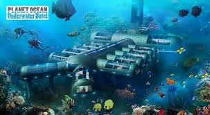 104 The Water Discus Underwater Hotel Planned S Have Coral Conservation Mission Green Lodging News