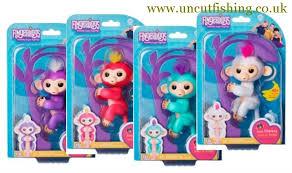 Wowwee Fingerlings Monkey Names