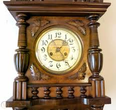 100 Mauthe Antique Friedrich Free Swinger German Wall Clock