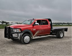 100 Ram Pickup Trucks Debuts 2018 Harvest Edition Chassis Cab Trucks